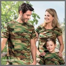 T-krekls CAMOUFLAGE unisex