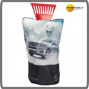 Ledus skrāpis auto