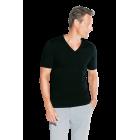 T krekls vīr SLIM FIT V-NECK PROMODORO