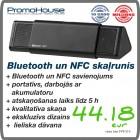 1 Bluetooth skaļrunis