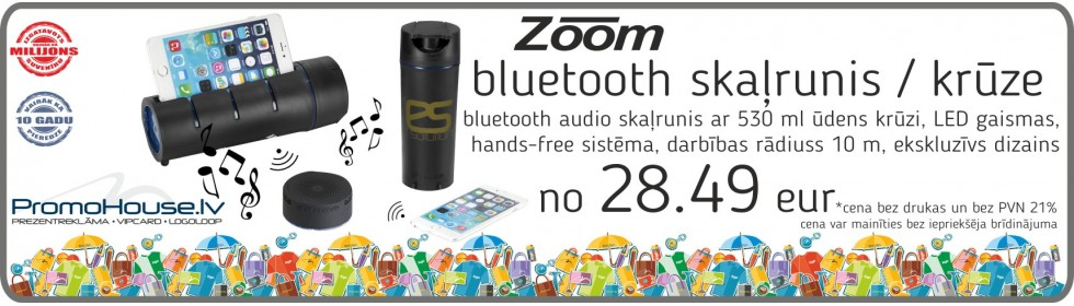 bluetooth skaļrunis