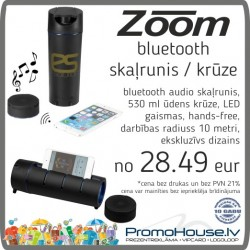101. Rhytm bluetooth audio skļrunis / krūze