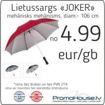 A - Lietussargs JOKER