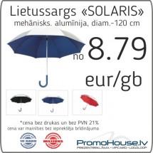 A - Lietussargs SOLARIS