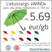 A - Lietussargs WIND