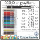Pildspalva 126 Cosmo