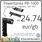 101. Powerbank - Jaunās paaudzes