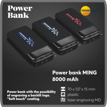 Powerbank MING