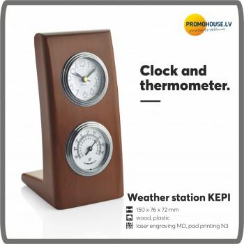 Pulkstenis KEPI