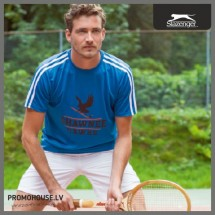 T-krekls BASELINE vīriešu SLAZENGER